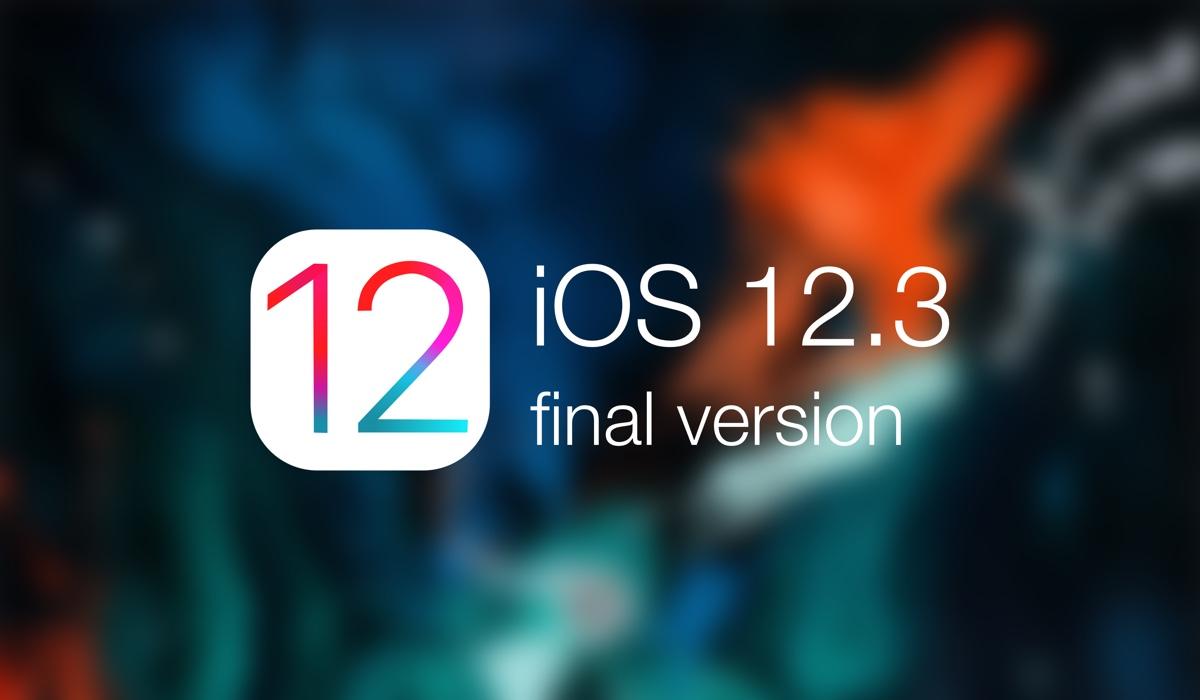 Link tải iOS 12.3 chính thức cho iPhone, iPad, iPod touch