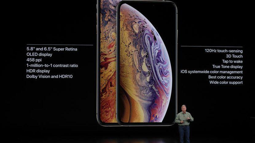 iPhone XS Max OLED