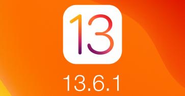 Link tải trực tiếp iOS/iPadOS 13.6.1