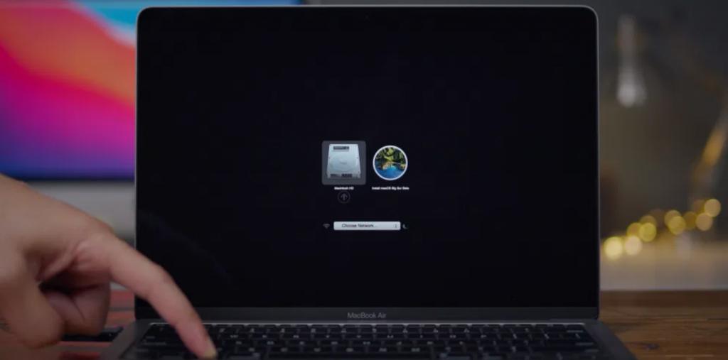 Bộ cài USB macOS Big Sur